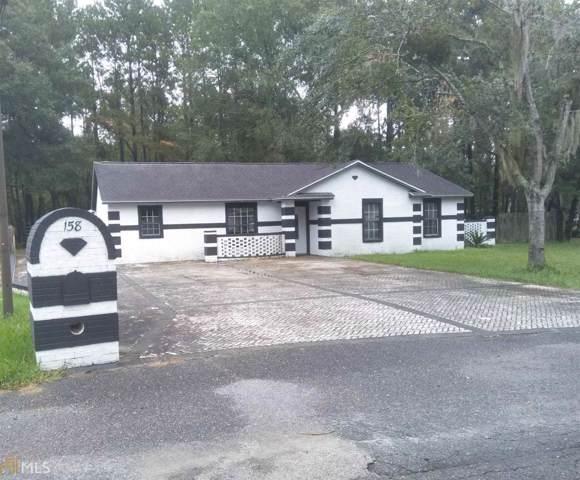 158 Lake Wellington Dr #029, Kingsland, GA 31548 (MLS #8678566) :: The Heyl Group at Keller Williams