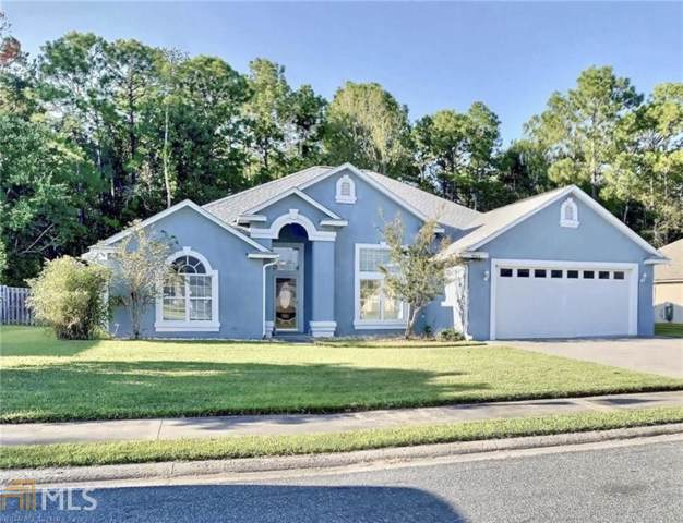 607 Wild Grape Dr, St. Marys, GA 31558 (MLS #8678580) :: Military Realty