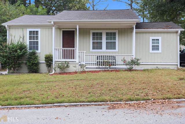 1163 Tillman, Conyers, GA 30012 (MLS #8678655) :: The Heyl Group at Keller Williams