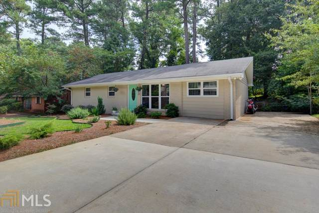 2240 Scotty Cir, Decatur, GA 30032 (MLS #8678693) :: RE/MAX Eagle Creek Realty