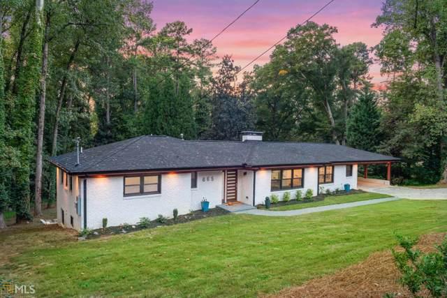 865 Moores Mill Rd, Atlanta, GA 30327 (MLS #8678704) :: RE/MAX Eagle Creek Realty
