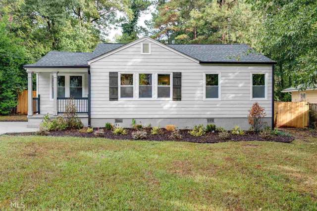 3426 Glen Rd, Decatur, GA 30032 (MLS #8678709) :: RE/MAX Eagle Creek Realty
