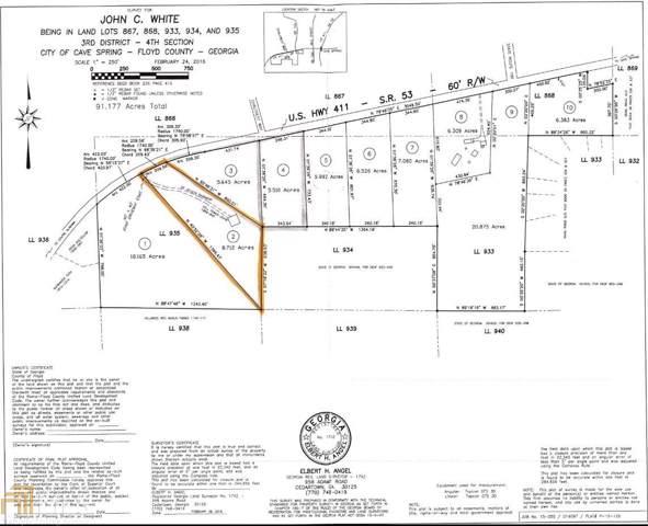 0 SW Gadsden Rd Tract 2, Cave Spring, GA 30124 (MLS #8678793) :: Bonds Realty Group Keller Williams Realty - Atlanta Partners
