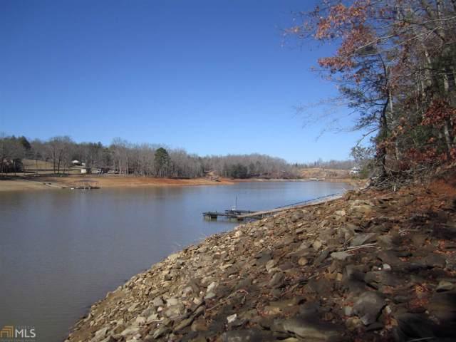 Lot 34 Nottely Shores W #34, Blairsville, GA 30512 (MLS #8678970) :: The Heyl Group at Keller Williams