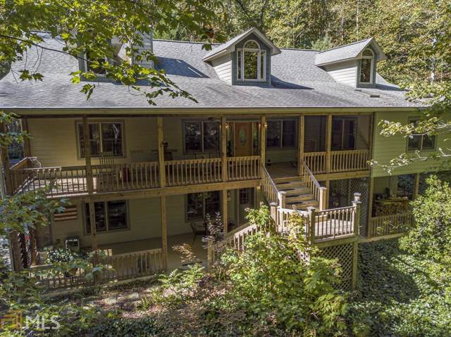 2958 Mountain Tops Rd, Blue Ridge, GA 30513 (MLS #8678984) :: The Heyl Group at Keller Williams
