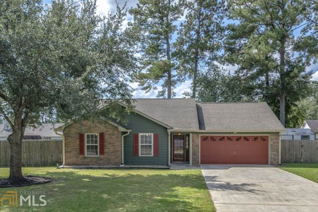 204 Lonesome Pine Ct, Kingsland, GA 31548 (MLS #8678998) :: Military Realty