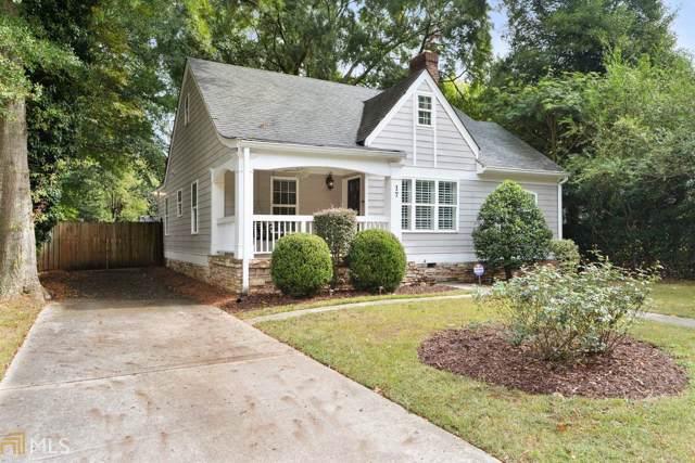 17 Spence Ave, Atlanta, GA 30317 (MLS #8679083) :: RE/MAX Eagle Creek Realty