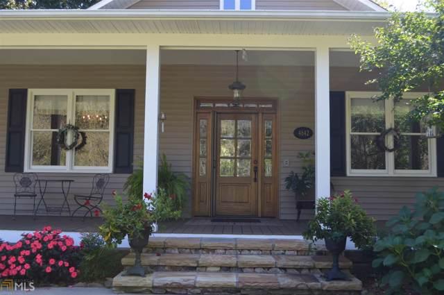 4642 Downings Creek Road #8, Hayesville, NC 28904 (MLS #8679170) :: RE/MAX Eagle Creek Realty