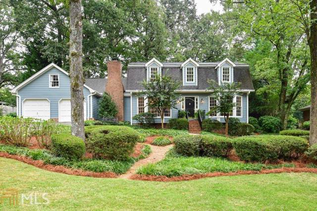 4159 Brawley Dr, Brookhaven, GA 30319 (MLS #8679178) :: Bonds Realty Group Keller Williams Realty - Atlanta Partners