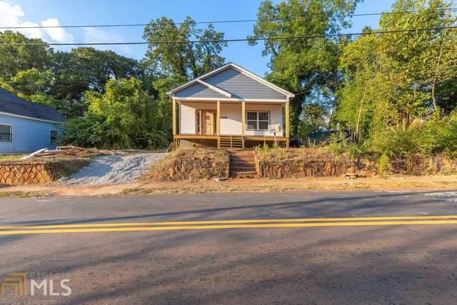 949 Fair St, Atlanta, GA 30314 (MLS #8679231) :: The Heyl Group at Keller Williams