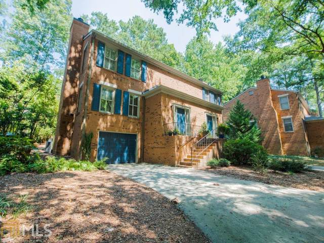 1143 Morningside Pl, Atlanta, GA 30306 (MLS #8679255) :: RE/MAX Eagle Creek Realty