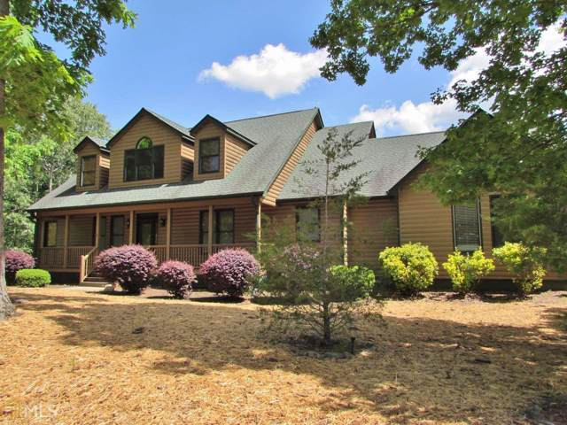 470 Oak Ridge Way, Ellijay, GA 30536 (MLS #8679265) :: Bonds Realty Group Keller Williams Realty - Atlanta Partners
