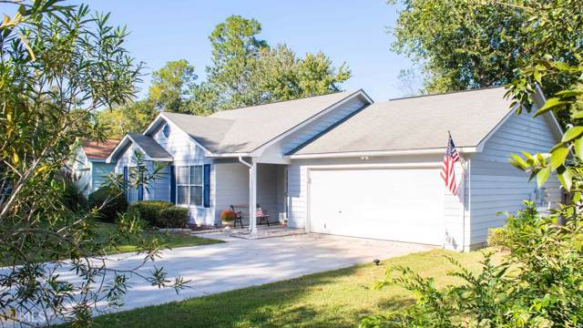 119 Hamilton Dr, St Marys, GA 31558 (MLS #8679277) :: The Heyl Group at Keller Williams
