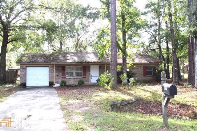 817 Clarks Bluff, Kingsland, GA 31548 (MLS #8679386) :: The Heyl Group at Keller Williams