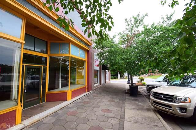 139 W Washington St, Monticello, GA 31064 (MLS #8679440) :: Bonds Realty Group Keller Williams Realty - Atlanta Partners