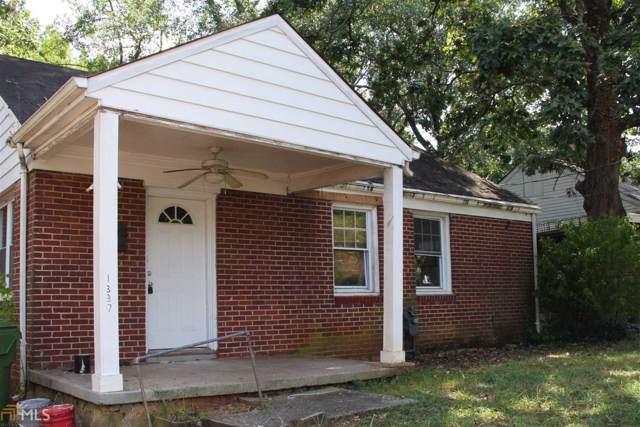 1337 Hosea L Williams, Atlanta, GA 30317 (MLS #8679455) :: RE/MAX Eagle Creek Realty