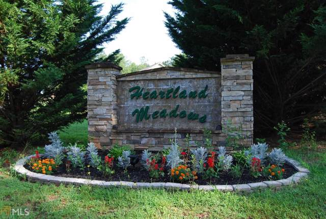 0 Heartland Meadows Dr #8, Mount Airy, GA 30563 (MLS #8679457) :: Military Realty