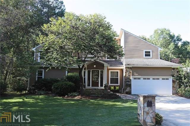 205 Seville Chase, Sandy Springs, GA 30328 (MLS #8679495) :: RE/MAX Eagle Creek Realty