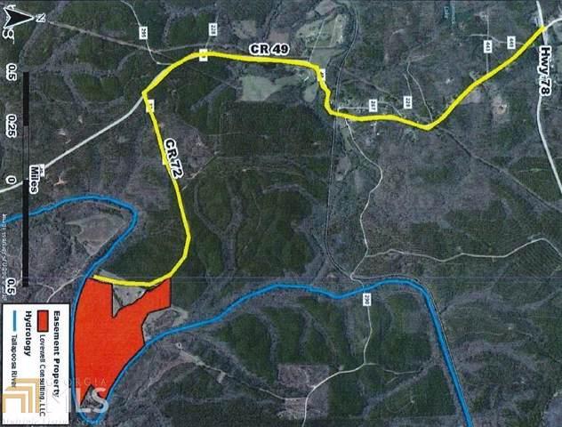 0 Co. Rd. 72, Muscadine, AL 36269 (MLS #8679524) :: RE/MAX Eagle Creek Realty
