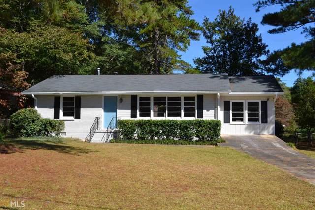 1219 N Valley Brook Rd, Decatur, GA 30033 (MLS #8679574) :: RE/MAX Eagle Creek Realty