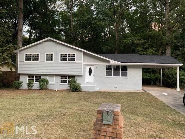 5380 Denny Dr, Atlanta, GA 30349 (MLS #8679593) :: Bonds Realty Group Keller Williams Realty - Atlanta Partners