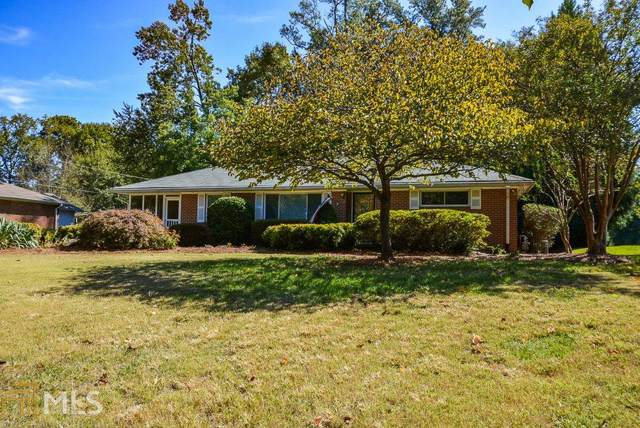 720 Pinehill Dr, Smyrna, GA 30080 (MLS #8679671) :: Crown Realty Group