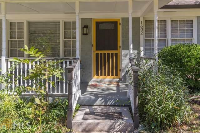 1602 Columbia Cir, Decatur, GA 30032 (MLS #8679712) :: RE/MAX Eagle Creek Realty