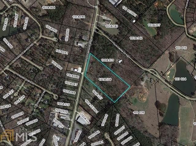 622 Old Phoenix Rd, Eatonton, GA 31024 (MLS #8679742) :: The Heyl Group at Keller Williams