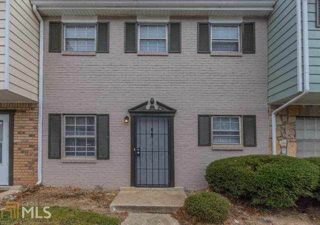 4701 Flat Shoals Rd 40E, Union City, GA 30291 (MLS #8679769) :: Bonds Realty Group Keller Williams Realty - Atlanta Partners