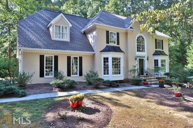 520 Stablegate Drive, Alpharetta, GA 30004 (MLS #8679823) :: Bonds Realty Group Keller Williams Realty - Atlanta Partners