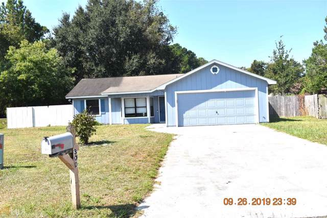 300 Westgate Cir, St. Marys, GA 31558 (MLS #8679840) :: The Heyl Group at Keller Williams