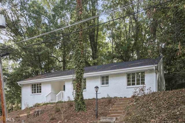 291 Vickers Dr Ne, Atlanta, GA 30307 (MLS #8679843) :: RE/MAX Eagle Creek Realty