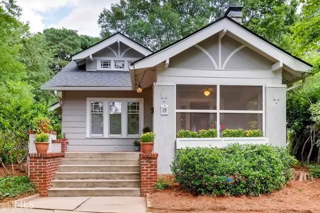 18 Kensington Rd, Avondale Estates, GA 30002 (MLS #8679881) :: RE/MAX Eagle Creek Realty
