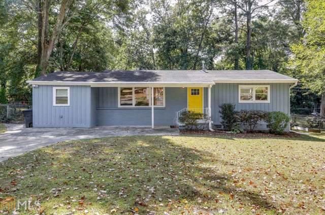 3113 Dove Way, Decatur, GA 30033 (MLS #8679914) :: RE/MAX Eagle Creek Realty