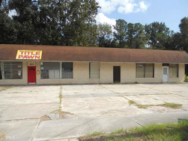 507-509 S Lee St, Kingsland, GA 31548 (MLS #8679923) :: The Heyl Group at Keller Williams