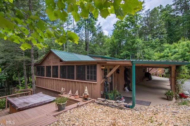 546 Rock Creek Road, Suches, GA 30572 (MLS #8679943) :: The Heyl Group at Keller Williams