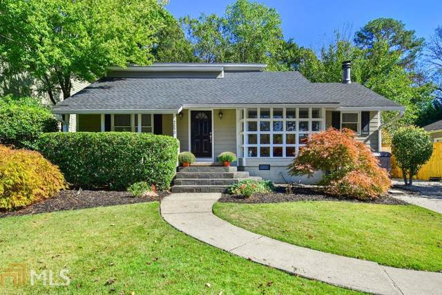 2693 Carlton Place Ne, Atlanta, GA 30319 (MLS #8680001) :: The Heyl Group at Keller Williams