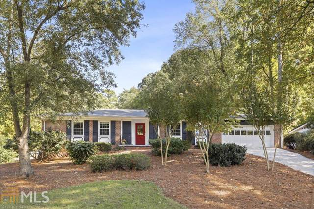 4017 Commodore Dr, Chamblee, GA 30341 (MLS #8680009) :: The Heyl Group at Keller Williams