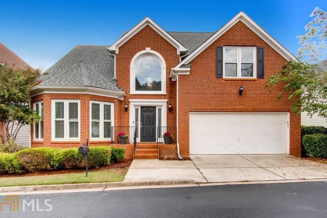 221 Ennisbrook Drive Se, Smyrna, GA 30082 (MLS #8680058) :: Crown Realty Group