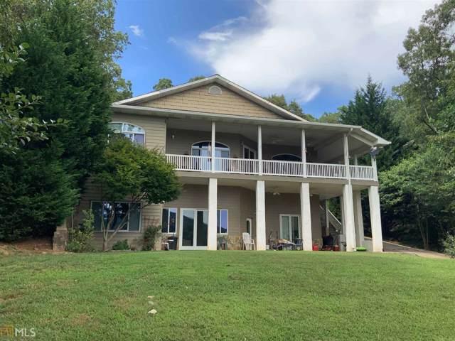 886 Poteete Creek Rd, Blairsville, GA 30512 (MLS #8680150) :: The Heyl Group at Keller Williams