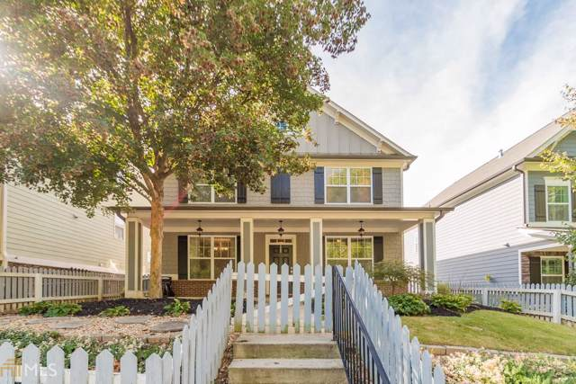 954 Turner Drive Se, Smyrna, GA 30080 (MLS #8680194) :: Crown Realty Group