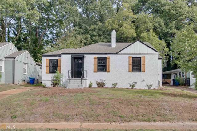 1395 E. Forrest Ave., East Point, GA 30344 (MLS #8680237) :: Maximum One Greater Atlanta Realtors