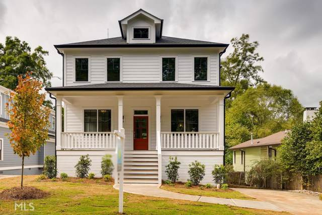 180 Locust St, Atlanta, GA 30317 (MLS #8680239) :: Community & Council