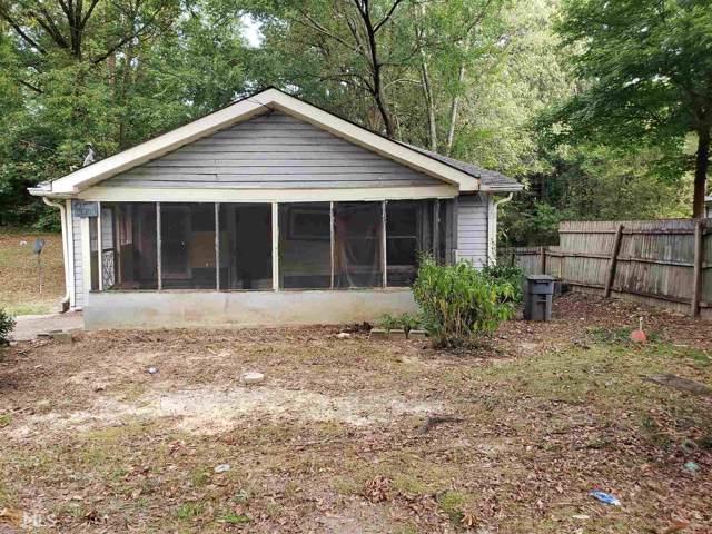 1312 Nash Rd, Atlanta, GA 30331 (MLS #8680262) :: The Heyl Group at Keller Williams