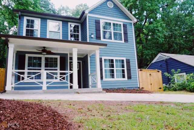 960 SW Gaston St, Atlanta, GA 30310 (MLS #8680309) :: The Heyl Group at Keller Williams