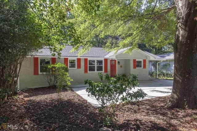 3529 N Druid Hills Rd, Decatur, GA 30033 (MLS #8680336) :: RE/MAX Eagle Creek Realty