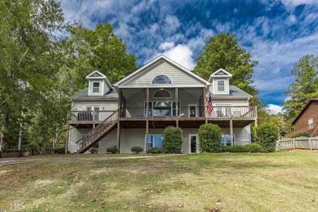 129 Pinewood Drive, Eatonton, GA 31024 (MLS #8680349) :: The Heyl Group at Keller Williams