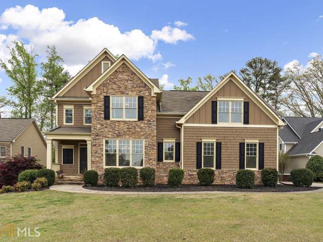 985 SW Sandtown Place Drive, Marietta, GA 30064 (MLS #8680392) :: Crown Realty Group