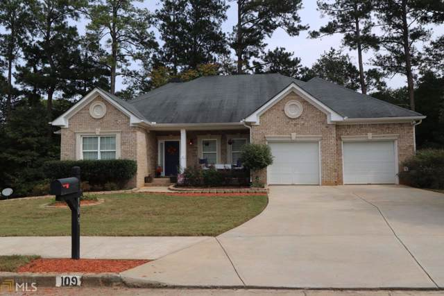 109 Pinehaven, Mcdonough, GA 30252 (MLS #8680405) :: The Durham Team