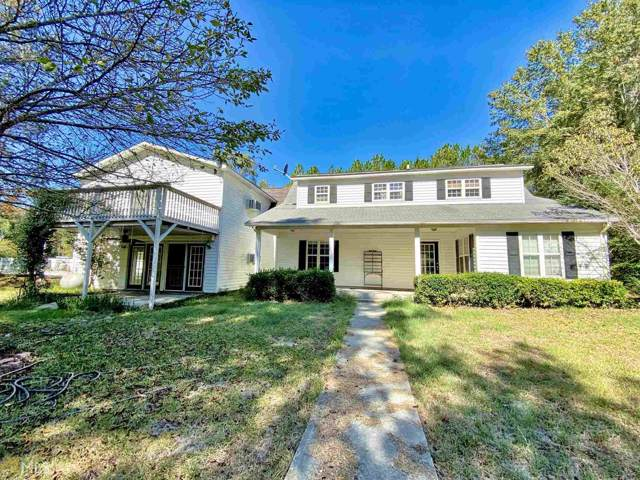 5958 Mill Branch Club Road, Brooklet, GA 30415 (MLS #8680478) :: RE/MAX Eagle Creek Realty